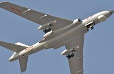 Không quân Trung Quốc thường xuyên hoạt động huấn luyện biển