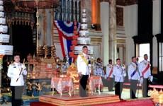 Nhà Vua Thái Lan toàn quyền kiểm soát đối với tài sản hoàng gia