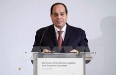 Tổng thống Ai Cập El-Sisi nêu 2 thách thức lớn nhất của Ai Cập