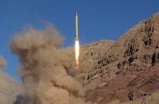 Iran thử thành công tên lửa Simorgh có thể đưa vệ tinh lên quỹ đạo