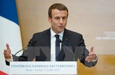 Pháp sẽ giải quyết nguyện vọng của người tìm kiếm tị nạn ở Libya