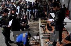 Các nước Đông Nam Á cam kết chống mối đe dọa phiến quân Hồi giáo