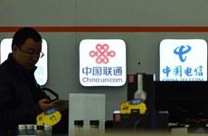 """3 """"đại gia"""" viễn thông Trung Quốc bãi bỏ cước chuyển vùng, điện thoại"""