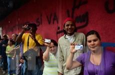 Bầu cử Quốc hội lập hiến Venezuela: Tỷ lệ cử tri đi bầu đông đảo