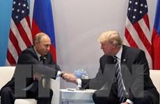 Tổng thống Mỹ Donald Trump phê chuẩn dự luật trừng phạt Nga