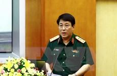 Cán bộ chủ chốt toàn quân học tập, quán triệt Nghị quyết TW 5
