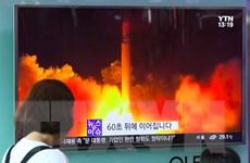 Pháp-Mỹ-Anh hối thúc HĐBA thông qua biện pháp trừng phạt Triều Tiên
