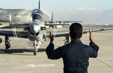 Mỹ bán máy bay chiến đấu cho Nigeria chống phiến quân Boko Haram