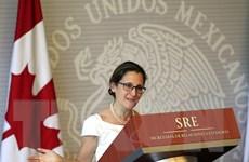 Ngoại trưởng Canada sẽ có cuộc gặp đầu tiên với các đồng cấp ASEAN
