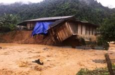 Điện Biên: Lại có hai người bị nước lũ cuốn trôi, mất tích