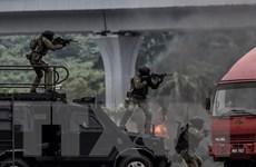 Malaysia tăng cường truy quét tội phạm trước thềm SEA Games 29