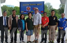 Sôi nổi ngày hội giao lưu thể thao và ẩm thực ASEAN tại Canada