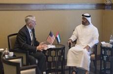 Mỹ và UAE thảo luận về nỗ lực tăng cường an ninh khu vực