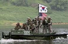 Tư lệnh Mỹ sang Hàn Quốc giám sát cuộc tập trận thường niên Ulchi