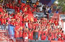 """SEA Games 29: Huấn luyện viên Mai Đức Chung không còn """"cô đơn"""""""