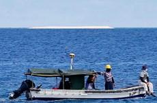 Philippines: Đã giải quyết việc Trung Quốc điều tàu đến bãi Sandy Cay