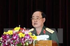 Ngành Hậu cần quân đội Việt Nam và Lào tăng cường hợp tác