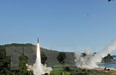 Triều Tiên từng đề xuất ngừng thử hạt nhân nếu Mỹ dừng tập trận