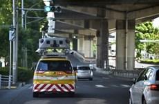 """""""Bác sỹ cầu đường"""" giúp Nhật Bản tiết kiệm thời gian và nhân lực"""