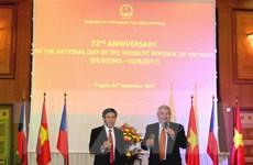 Kim ngạch thương mại hai chiều Việt Nam-Séc sẽ cán mốc 1 tỷ USD