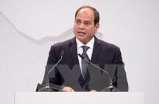 Tổng thống Ai Cập bắt đầu công du đến Việt Nam và Trung Quốc