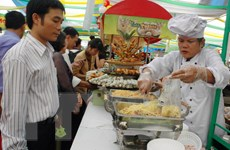 TP. Hồ Chí Minh: Độc đáo ẩm thực chay trong dịp Lễ Vu Lan 2017