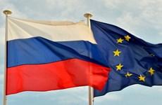 EU nhất trí gia hạn lệnh trừng phạt Nga thêm 6 tháng kể từ 15/9