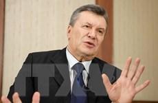 Cựu Tổng thống Ukraine Viktor Yanukovych bị buộc tội tiếm quyền