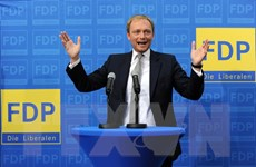 """Bầu cử Đức 2017: Đảng FDP bác khả năng lập """"liên minh Jamaica"""""""