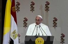 Giáo hoàng Francis kêu gọi Colombia hướng tới nền hòa bình lâu dài