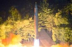 Môi trường Trung Quốc không bị ảnh hưởng từ thử hạt nhân Triều Tiên