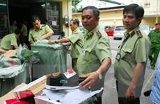 Xuất hiện nhiều hình thức buôn lậu tinh vi tại Thành phố Hồ Chí Minh