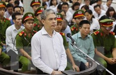 Nguyên Tổng Giám đốc OceanBank Xuân Sơn bị đề nghị mức án tử hình