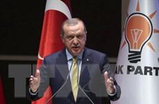 Thổ Nhĩ Kỳ tìm cách ứng phó với cuộc trưng cầu dân ý người Kurd ở Iraq