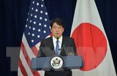 Nhật Bản và Mỹ tăng cường hợp tác giải quyết vấn đề Triều Tiên