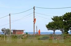 EVN cấp điện trở lại cho các địa phương bị ảnh hưởng do bão số 10