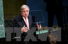 Myanmar mời Tổng Thư ký Liên hợp quốc Antonio Guterres đến thăm