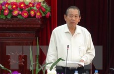Phó Thủ tướng tuyên dương các cán bộ, viên chức trẻ tiêu biểu