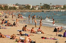 Australia có thể sẽ phải trải qua những ngày nóng trên 50 độ C