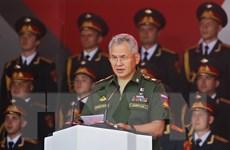 Tập trận Nga-Belarus đáp ứng các mục tiêu an ninh, chống khủng bố