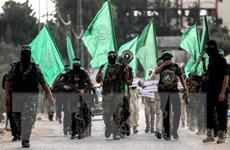 Palestine: Phong trào Hồi giáo Hamas bắt giữ thủ lĩnh thánh chiến
