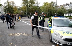Cảnh sát Anh thả đối tượng bị bắt giữ trong vụ đâm xe ở London