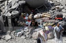Máy bay Mỹ tiêu diệt nhiều phần tử tình nghi al-Qaeda ở Yemen