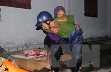 Tỉnh Thanh Hóa đã có 8 người thiệt mạng và mất tích do mưa lũ