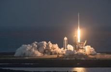 SpaceX phóng thành công vệ tinh thương mại với tên lửa đẩy tái sử dụng