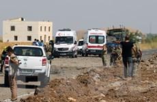 Thổ Nhĩ Kỳ bắt giữ hàng chục đối tượng tình nghi của nhóm IS