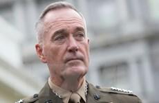 Tướng Dunford vẫn được bổ nhiệm làm Chủ tịch Hội đồng tham mưu trưởng