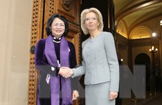 Latvia mong muốn tăng cường hợp tác nhiều mặt với Việt Nam
