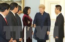 Việt Nam mong muốn thúc đẩy quan hệ hữu nghị truyền thống với Litva