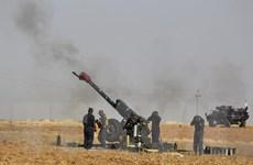 Hòa đàm giữa các lực lượng Iraq và dân quân người Kurd